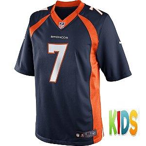 Camisa NFL Infantil Denver Broncos Futebol Americano #7 John Elway