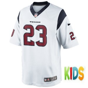 Camisa NFL Infantil Houston Texans Futebol Americano #23 Arian Foster