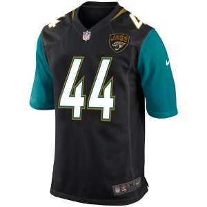 Camisa NFL Jacksonville Jaguars Futebol Americano #44 Myles Jack