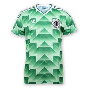 Camisa Seleção Alemanha Copa de 1990 Retro - Personalização e Frete Grátis 5291d29899be7
