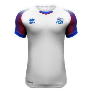 Camisa Seleção Islândia Away Copa do Mundo 2018 - Super Lançamento - Personalização e Frete Grátis
