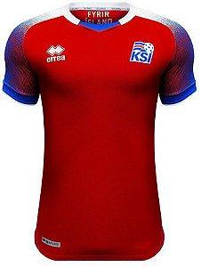Camisa Seleção Islândia Third Copa do Mundo 2018 - Super Lançamento - Personalização e Frete Grátis