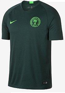 Camisa Nigéria Away Copa do Mundo 2018