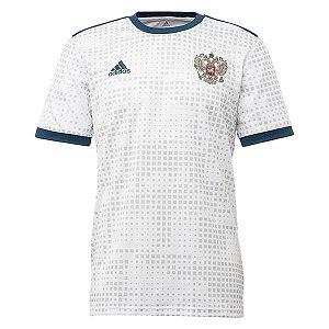 Camisa Seleção Russia Away Copa do Mundo 2018 - Personalização e Frete Grátis