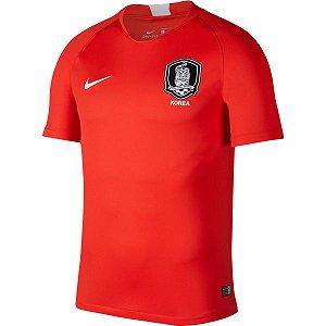 Camisa Seleção Coreia do Sul Home Copa do Mundo 2018 - Personalização e Frete Grátis