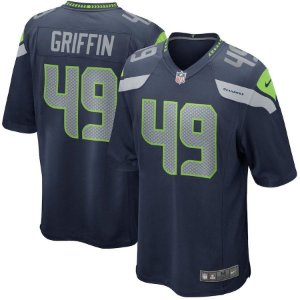 Camisa Nfl Futebol Americano Seattle Seahawks #49 Griffin