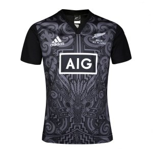 Camisa All Blacks Maori Nova Zelândia Rugby