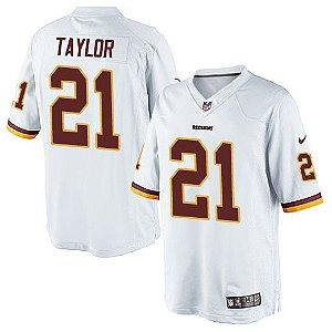 Camisa Nfl Futebol Americano Washington Redskins #21 Taylor