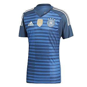 Camisa Alemanha Goleiro 18/19 - Personalização e Frete Grátis