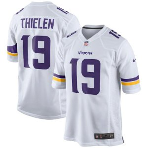 Camisa Minnesota Vikings Nfl Futebol Americano #19 Thielen