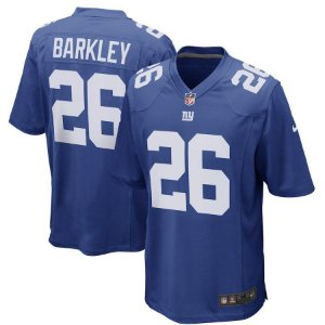 Camisa Nfl Futebol Americano New York Giants #26 Barkley