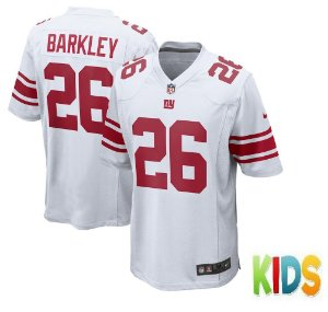 Camisa Infantil Nfl Futebol Americano New York Giants #26 Barkley