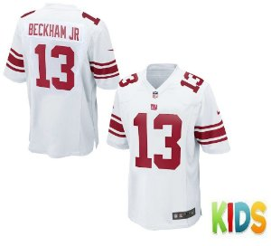 Camisa Infantil Nfl Futebol Americano New York Giants #13 Beckham Jr