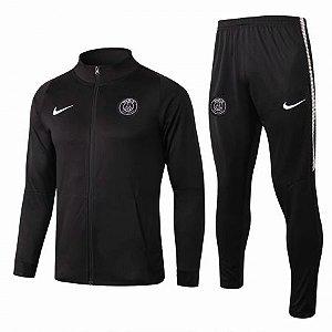 Agasalho Oficial Paris Saint Germain Psg 2018/2019 Frete Grátis