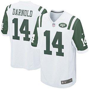 Camisa Nfl Futebol Americano New York Jets #14 Darnold
