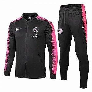 Agasalho Oficial Paris Saint Psg Germain 2018/2019 Frete Grátis