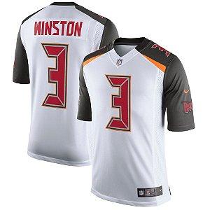 Camisa Nfl Futebol Americano Tampa Bay Buccaneers #3 Winston