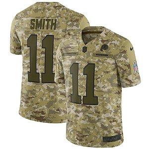 Camisa Nfl Futebol Americano Washington Redskins #21 Smith