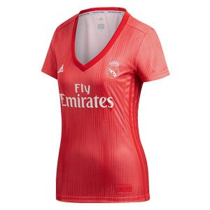Camisa Real Madrid Feminina Third 2018/2019 - Personalização e Frete Grátis