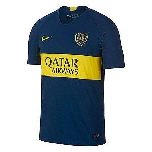 Camisa Boca Juniors Home 2018/2019 Personalização e Frete Grátis