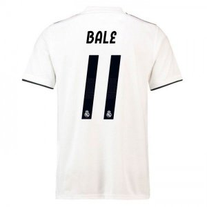 Camisa Real Madrid Home 2018/2019 #11 Bale Frete Grátis