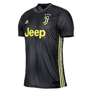 Camisa Juventus Third 2018/2019 Personalização e Frete Grátis