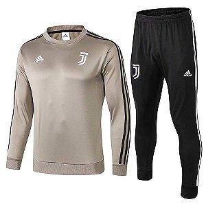 Agasalho de Treino Oficial Juventus 2018/2019 Frete Grátis