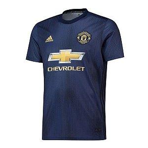 21abb8418 Camisa Manchester United Third 2018 2019 - Personalização e Frete Grátis