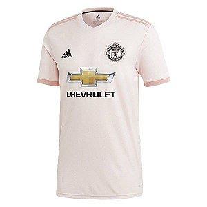 Camisa Manchester United Away 2018 2019 - Personalização e Frete Grátis
