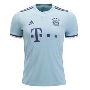 Camisa Bayern Munique Away 2018/2019 - Personalização e Frete Grátis