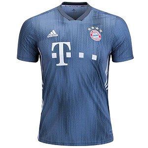 Camisa Bayern Munique Third 2018/2019 - Personalização e Frete Grátis