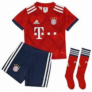 Kit Infantil Bayern Monique Home 2018/2019 Personalização e Frete Grátis