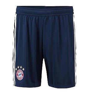 Calção Oficial Bayern Munique Home 2018/2019 Frete Grátis