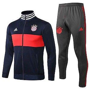 Agasalho Oficial Bayern Munique 2018/2019 Frete Grátis