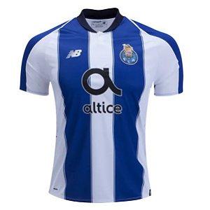 Camisa Porto Home 2018/2019 Personalização e Frete Grátis