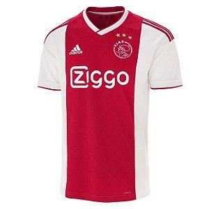 Camisa Ajax Home 2018/2019 Personalização e Frete Grátis
