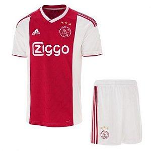 Kit Infantil Ajax Home 2018/2019 Personalização e Frete Grátis