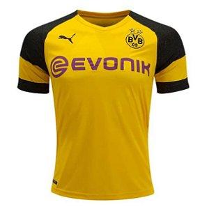 Camisa Borussia Dortmund Home 2018 2019 Personalização e Frete Grátis 9b7779d3e9f07