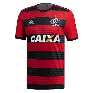 Camisa Flamengo Home 2018/2019 Personalização e Frete Grátis