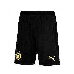 Calção Oficial Borussia Dortmund 2018/2019 1 Frete Grátis