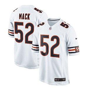 Camisa Chicago Bears Nfl Futebol Americano #52 Mack