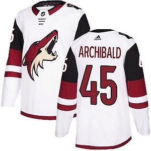 Camisa Jersey Nhl Arizona Coyotes Hockey #45 Archibald