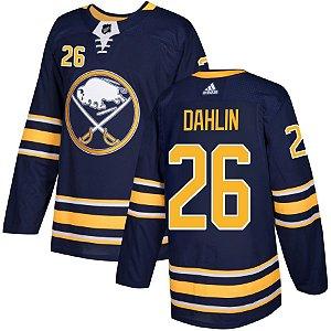 Camisa Jersey Nhl Buffalo Sabres Hockey #26 Dahlin