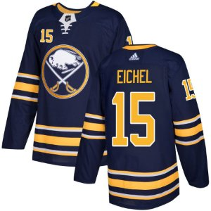 Camisa Jersey Nhl Buffalo Sabres Hockey #15 Eichel