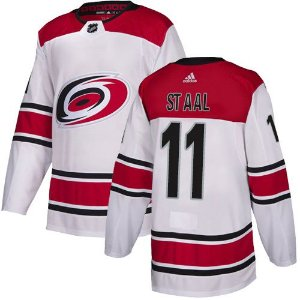 Camisa Jersey Nhl Carolina Hurricanes Hockey #11 Staal