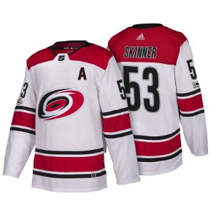 Camisa Jersey Nhl Carolina Hurricanes Hockey #53 Skinner
