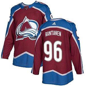 Camisa Jersey Nhl Colorado Avalanche 2 Hockey #96 Rantanen
