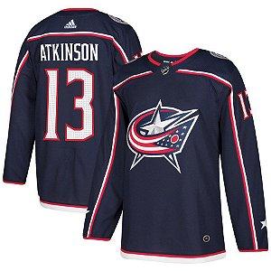 Camisa Jersey Nhl Columbus Blue Jacket 2 Hockey #13 Atkinson