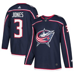 Camisa Jersey Nhl Columbus Blue Jacket 2 Hockey #3 Jones