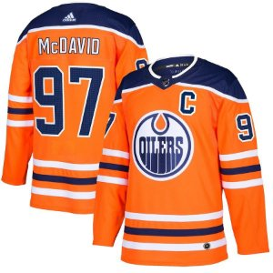 Camisa Jersey Nhl Edmonton Oilers 1 Hockey #97 Mcdavid